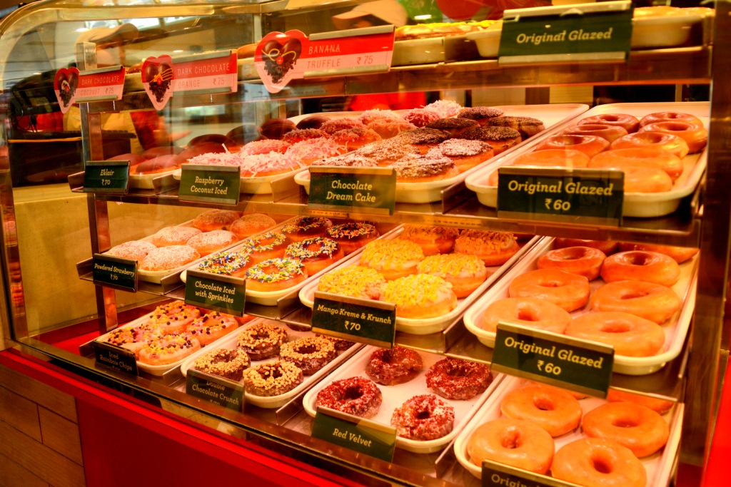 Krispy Kreme, Select CITYWALK, Saket