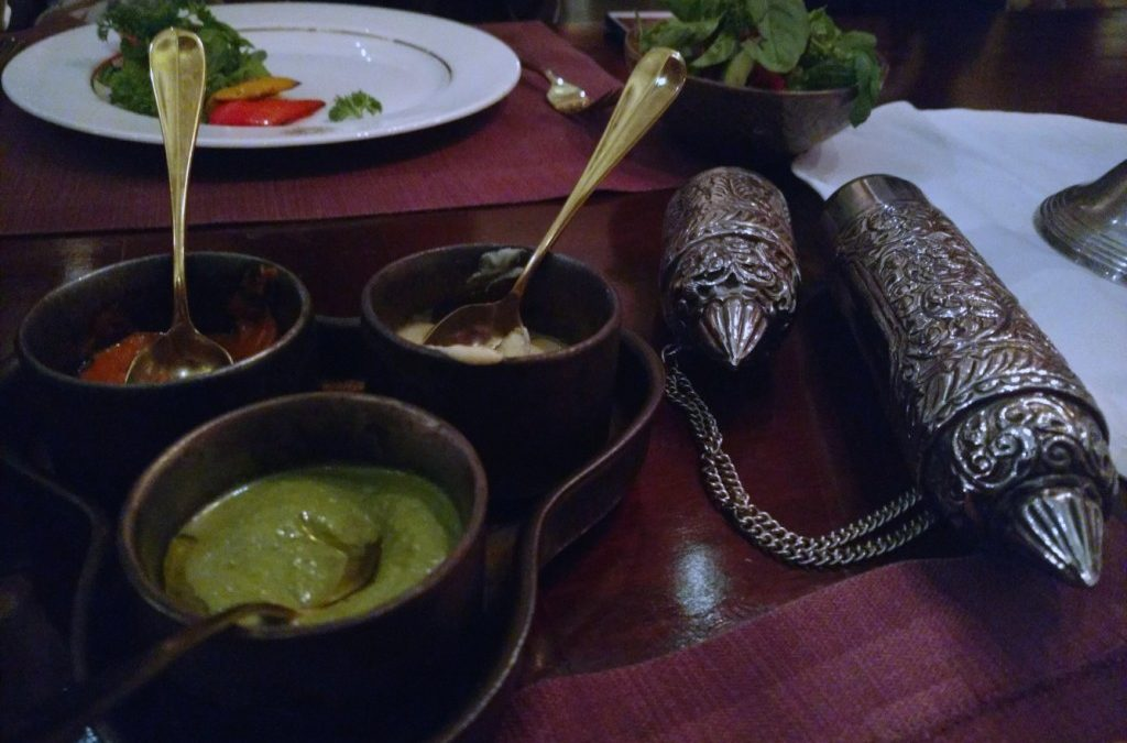 Celebrating Nowruz at Zarin, Fairmont Jaipur