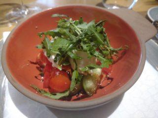 Pranzo Eccellente lunch at Sorrento, Shangri-La's Eros Hotel