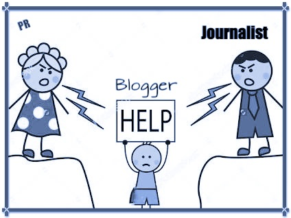 Why senior journalists and public relations executives should stop insulting newbie bloggers?