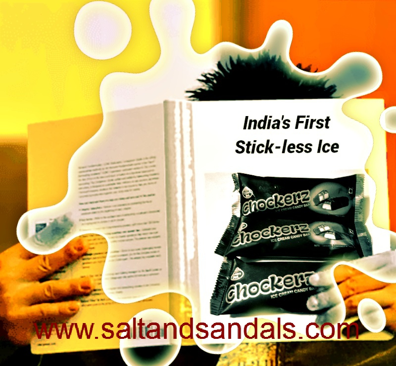 CHOCKERZ: India's First StickLess Icecream Bar!