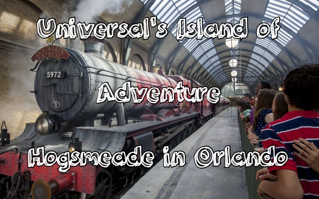 Universal's Island of Adventure: Hogsmeade in Orlando