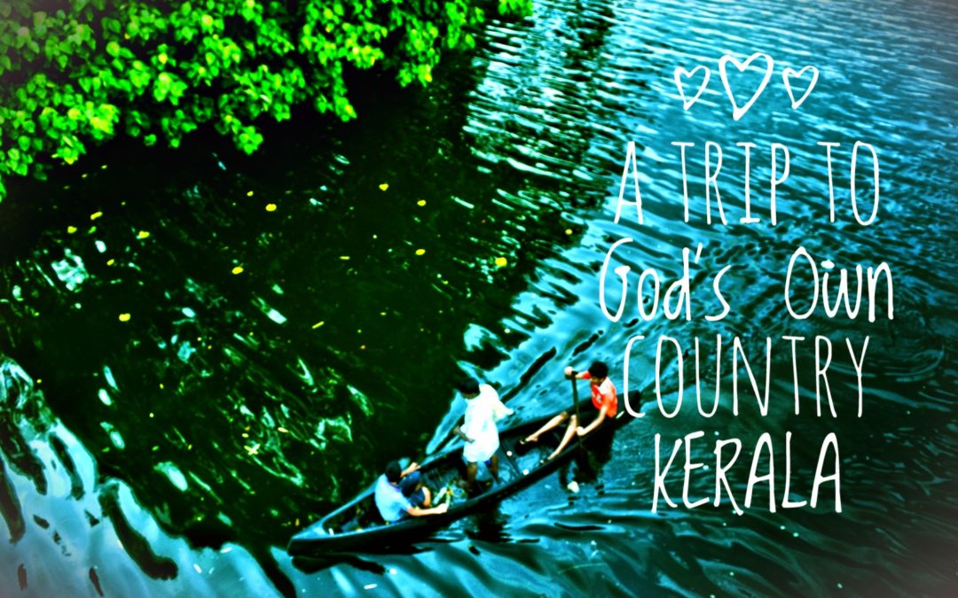 A Trip to God's Own Country, Kerala