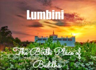 Lumbini: The birthplace of Buddha