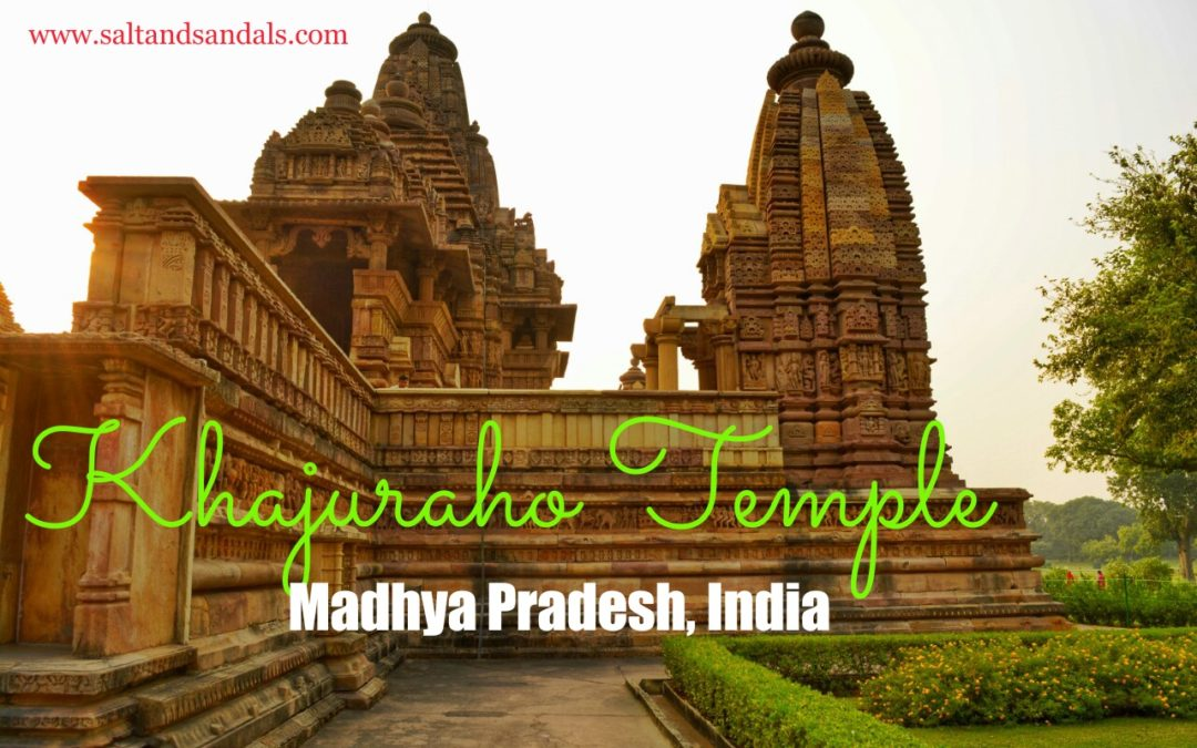 Khajuraho Temple: Photo Tour