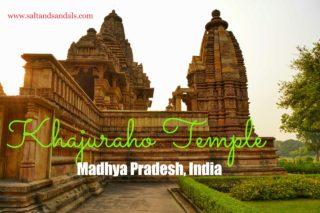 Khajuraho Temple: Photo Tour