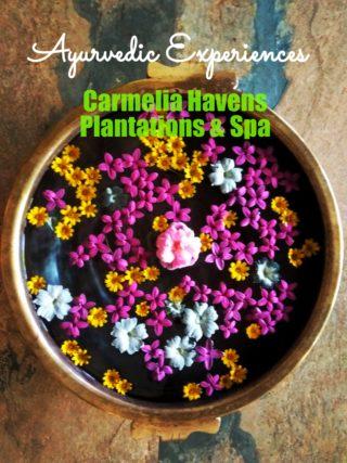 Ayurvedic Experiences: Carmelia Havens Plantations & Spa