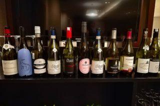 DelWine Pinot Noir tasting panel at Pullman