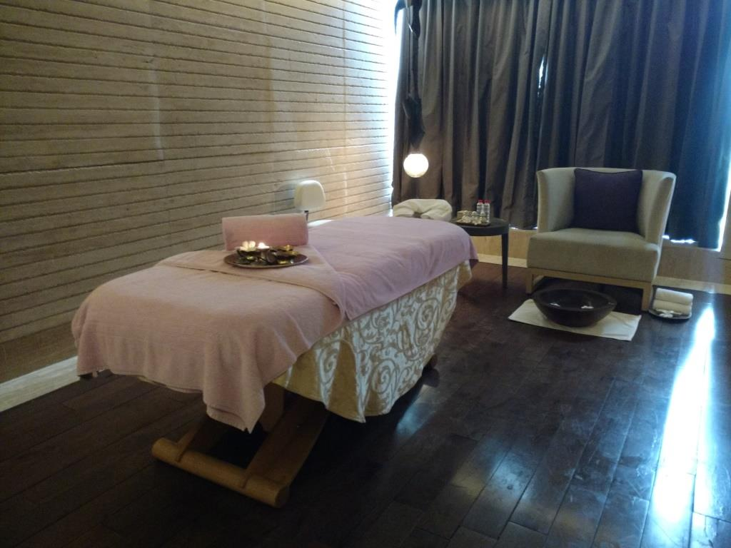 Shanaya Spa at The Leela Ambience Convention Hotel