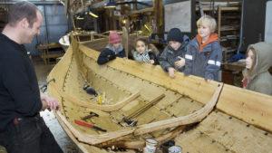 Viking Museum at Roskilde