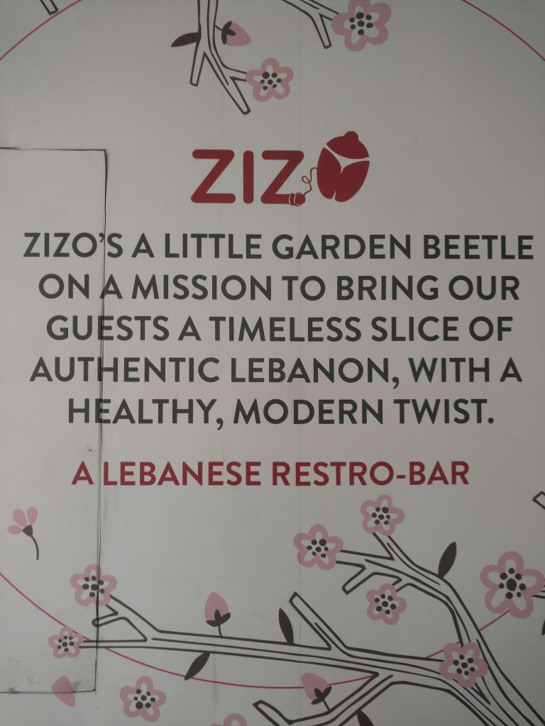 Try out some authentic Lebanese food at Zizo