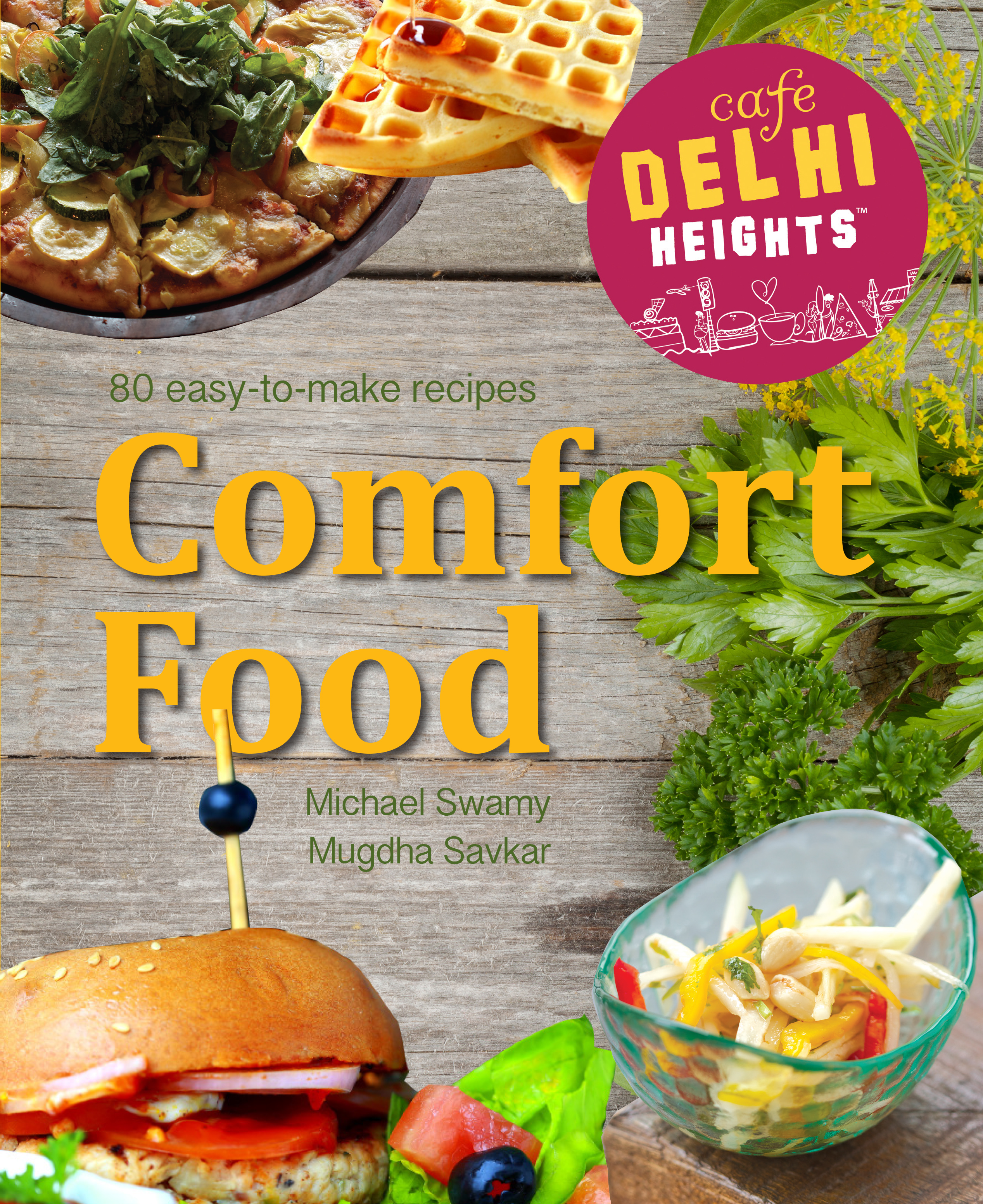 Virat Kohli Launches COMFORT FOOD