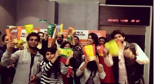 Inox Muchos launch – yeh flavors thodien filmy hain!