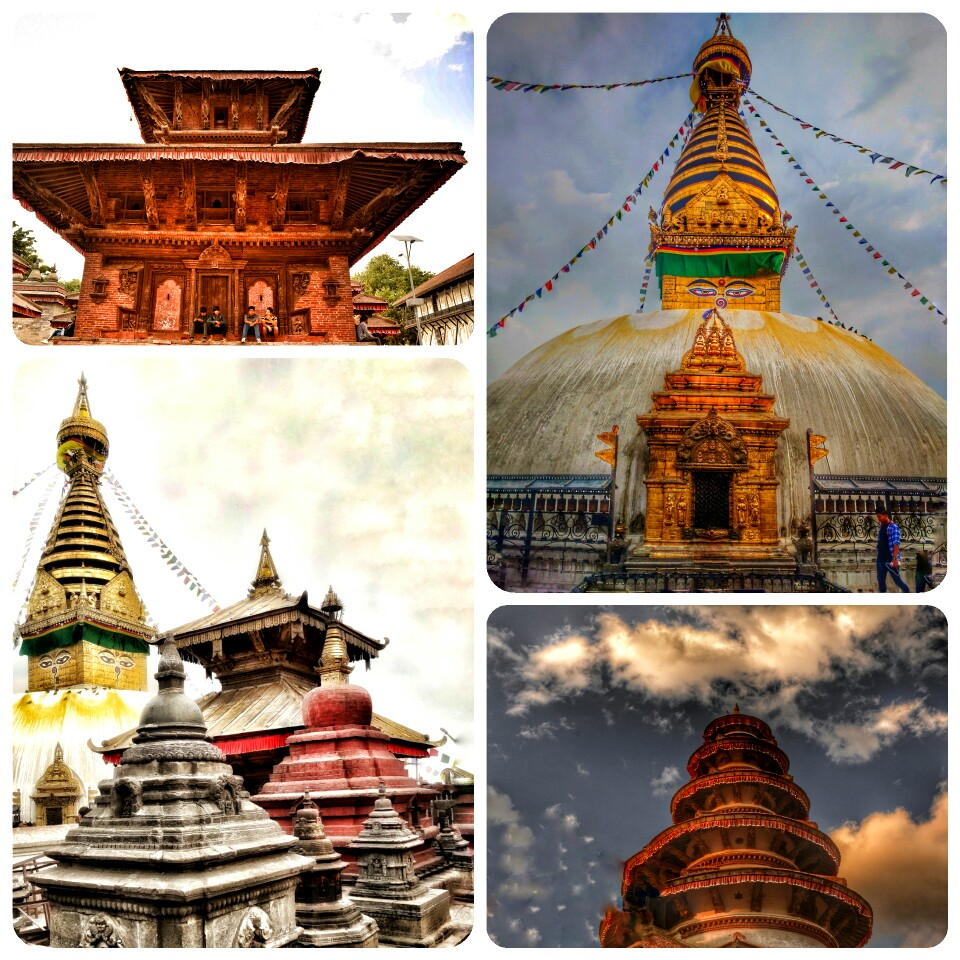 Temples of Nepal