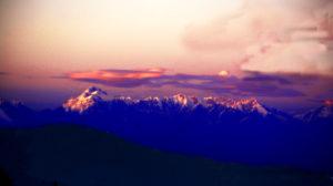 The White peaks