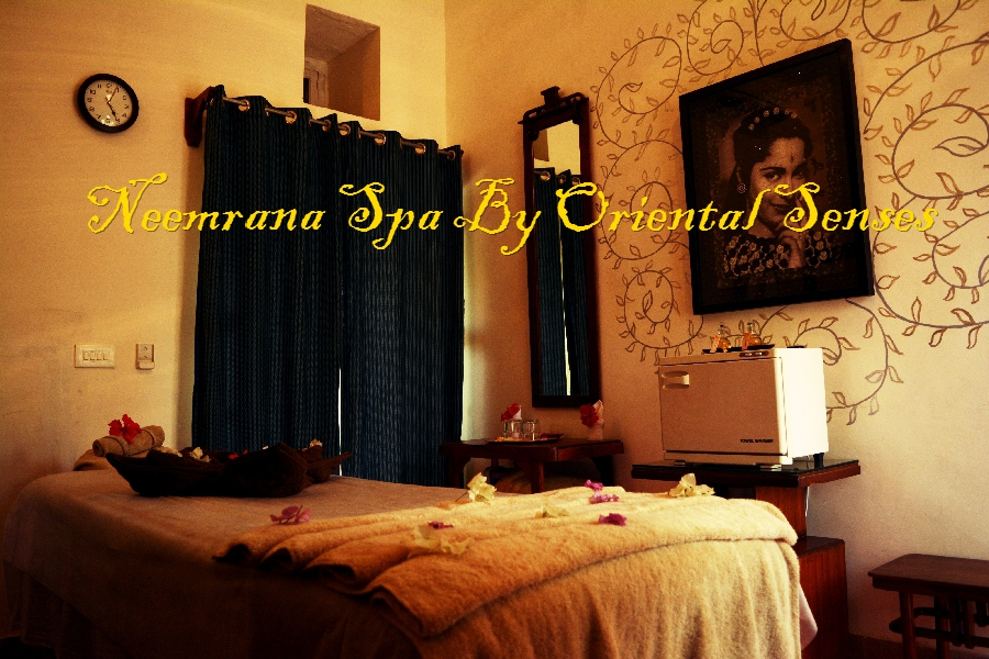 Sail Away To Complete Relaxation: At The Neemrana Spa by Oriental Senses