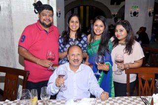 Antinori Wines Dinner at Hyatt Regency Delhi