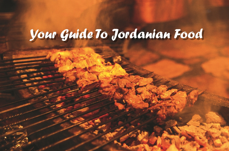 Your guide to Jordanian food