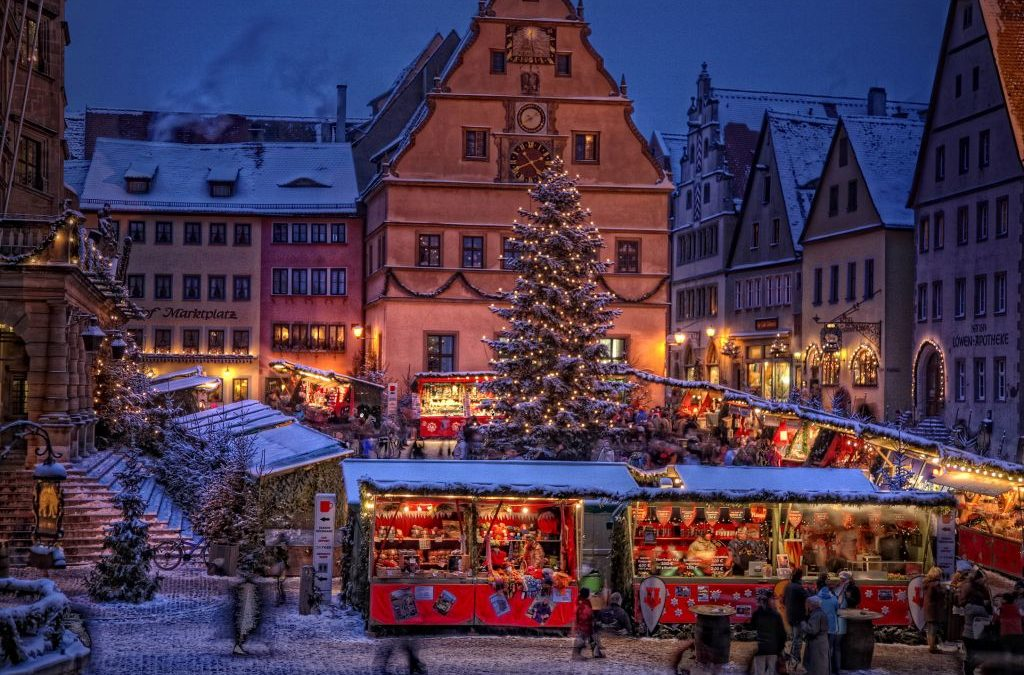 Celebrating Christmas around Europe
