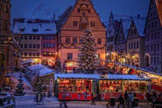 Celebrating Christmas around Europe