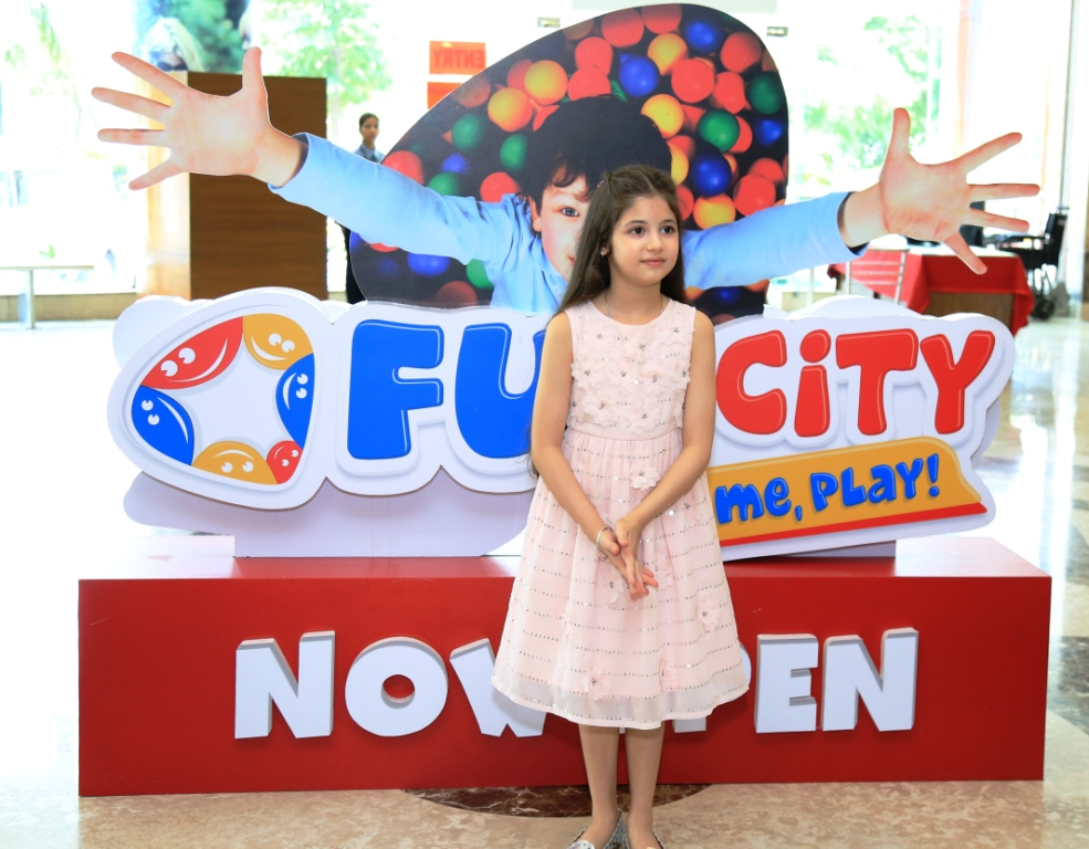 Fun City relaunches at Ambience Mall Gurgaon