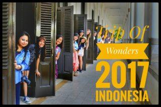 Wonderful Indonesia: Trip of Wonders 2017