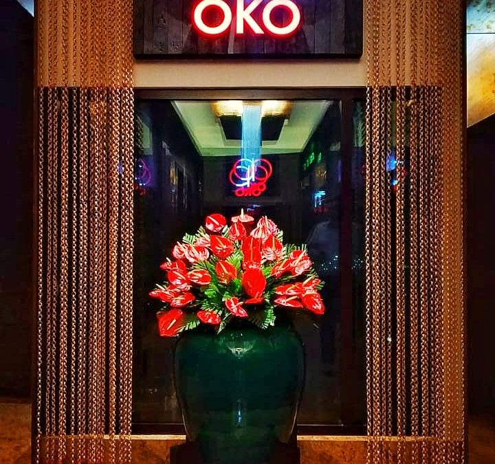 OKO at The Lalit New Delhi