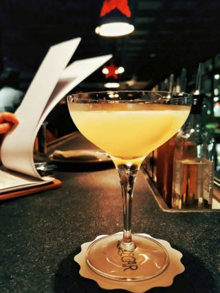My friendly neighborhood speakeasy: Sidecar