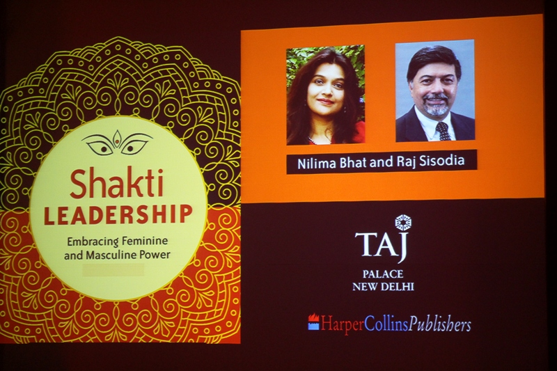 Shakti leadership:Embracing Feminine and Masculine Power in Business