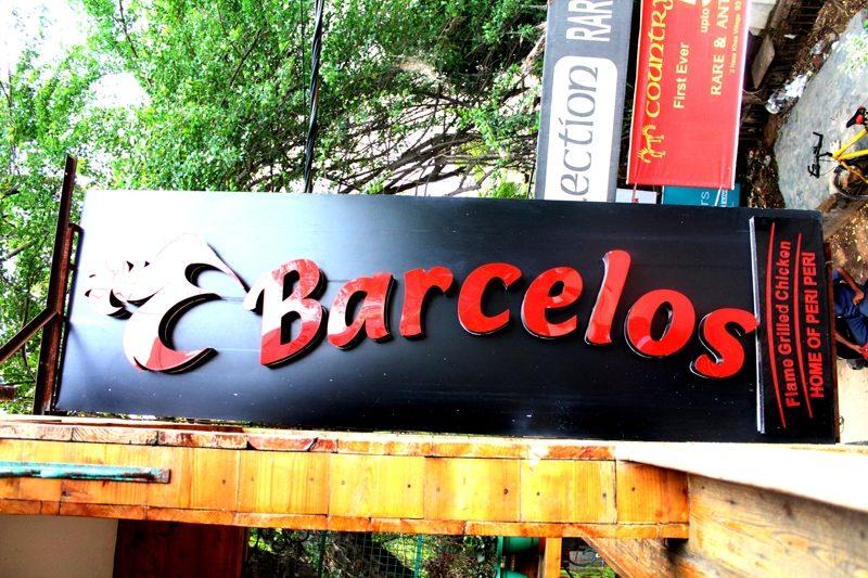 A gastronomical delight at Barcelos