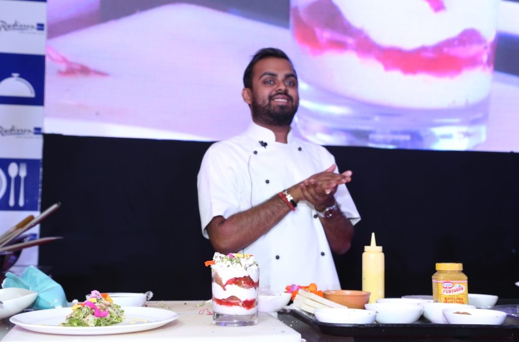 Redefining the Mithai: Masterclass by Chef Dinesh Patel