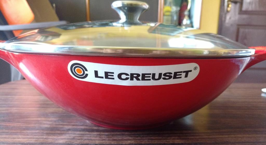 Why we cooked Spanish fried rice in Le Creuset cookware?