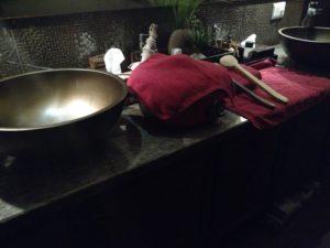 Hot Stone Massage at Sawadhee Traditional Thai Spa