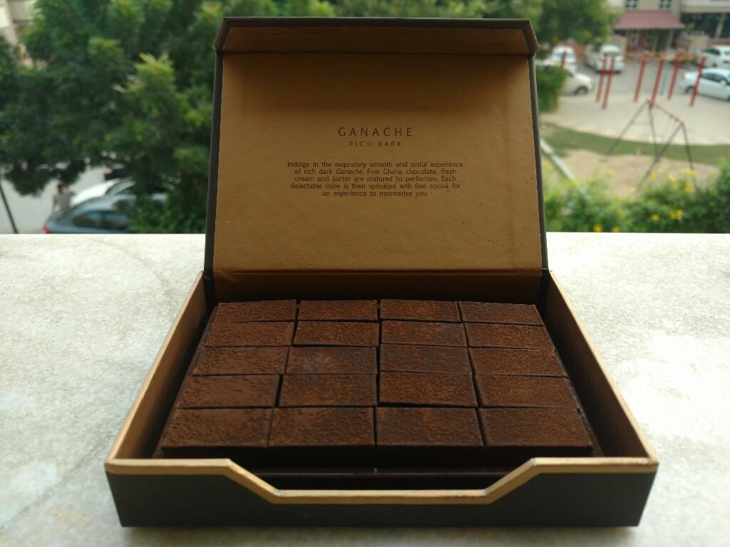 A dark chocolate fantasy at Fabelle, ITC Maurya