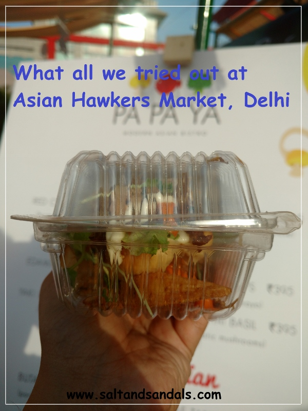 Round up of Asian Hawkers Market 3