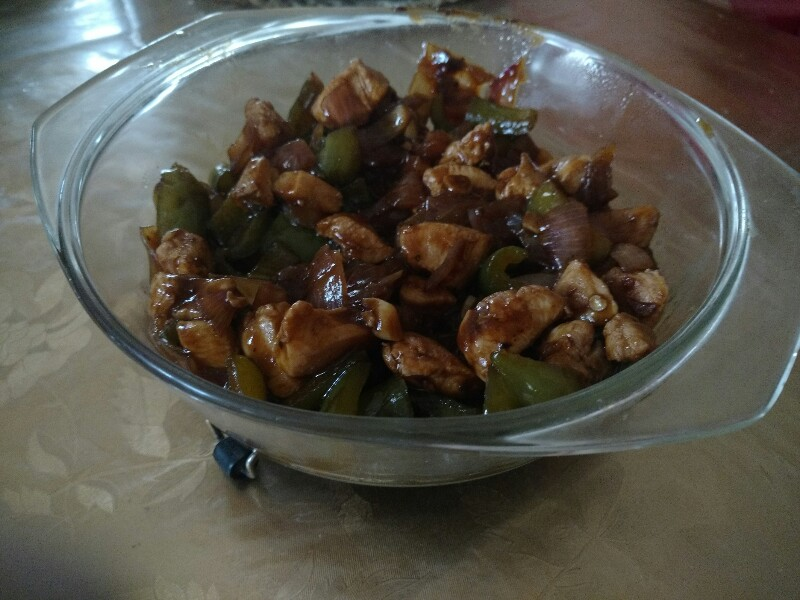 Tangra Style Chili Chicken with Meatigo