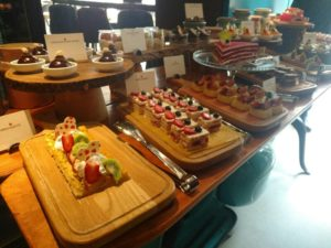 Italian Sunday Brunch at Sorrento, Shangri-La's Eros Hotel