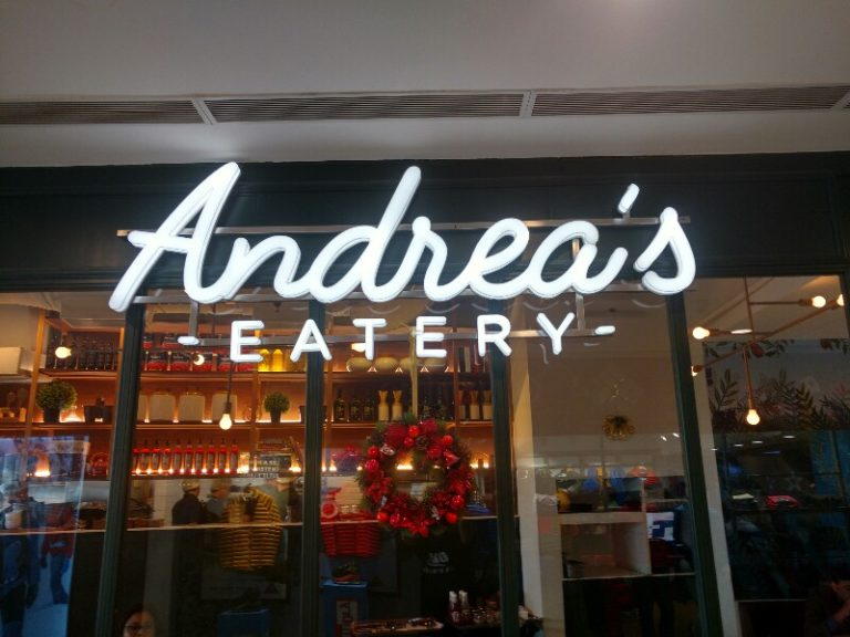 Andrea's Eatery opens up in Select CityWalk, Saket