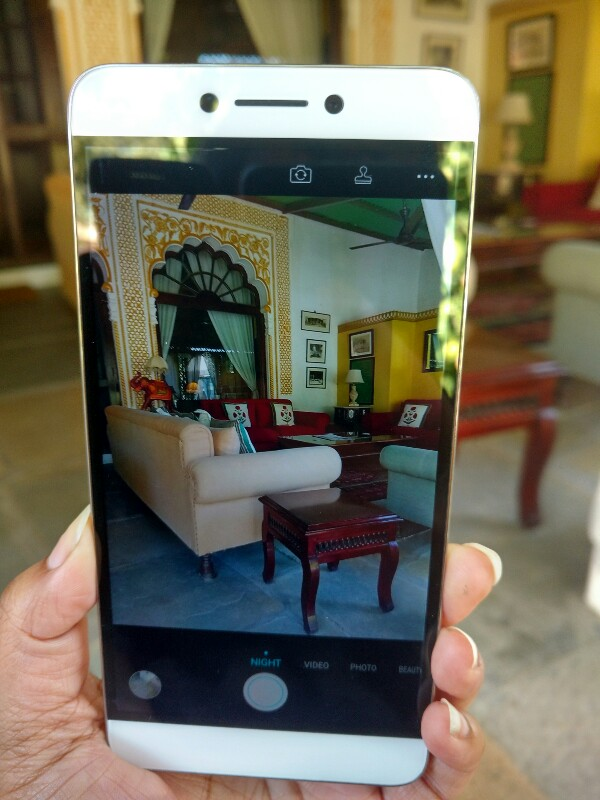 My shot in the arm for food and travel blogging: Coolpad Cool 1
