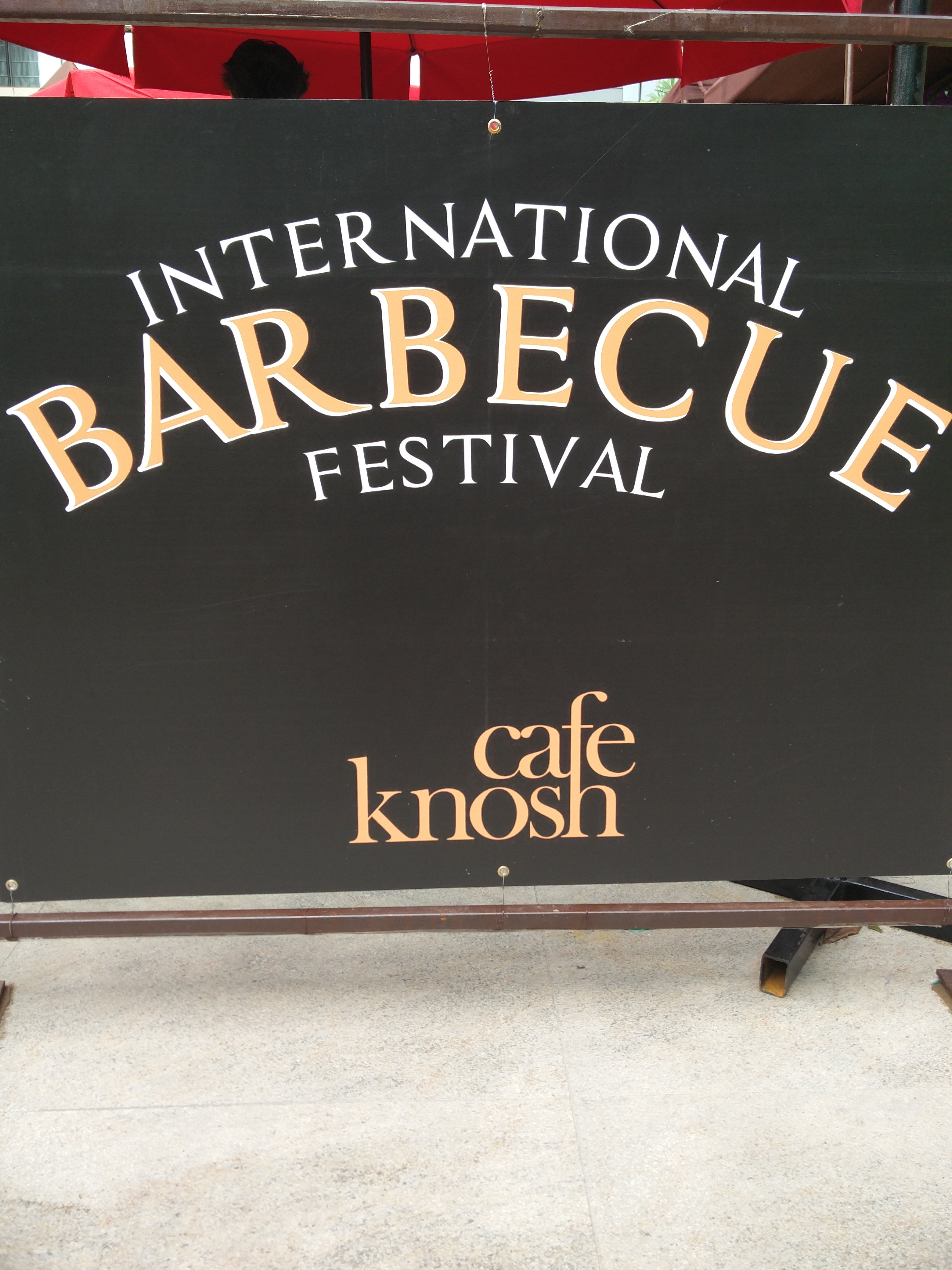 International Barbecue Festival by Cafe Knosh
