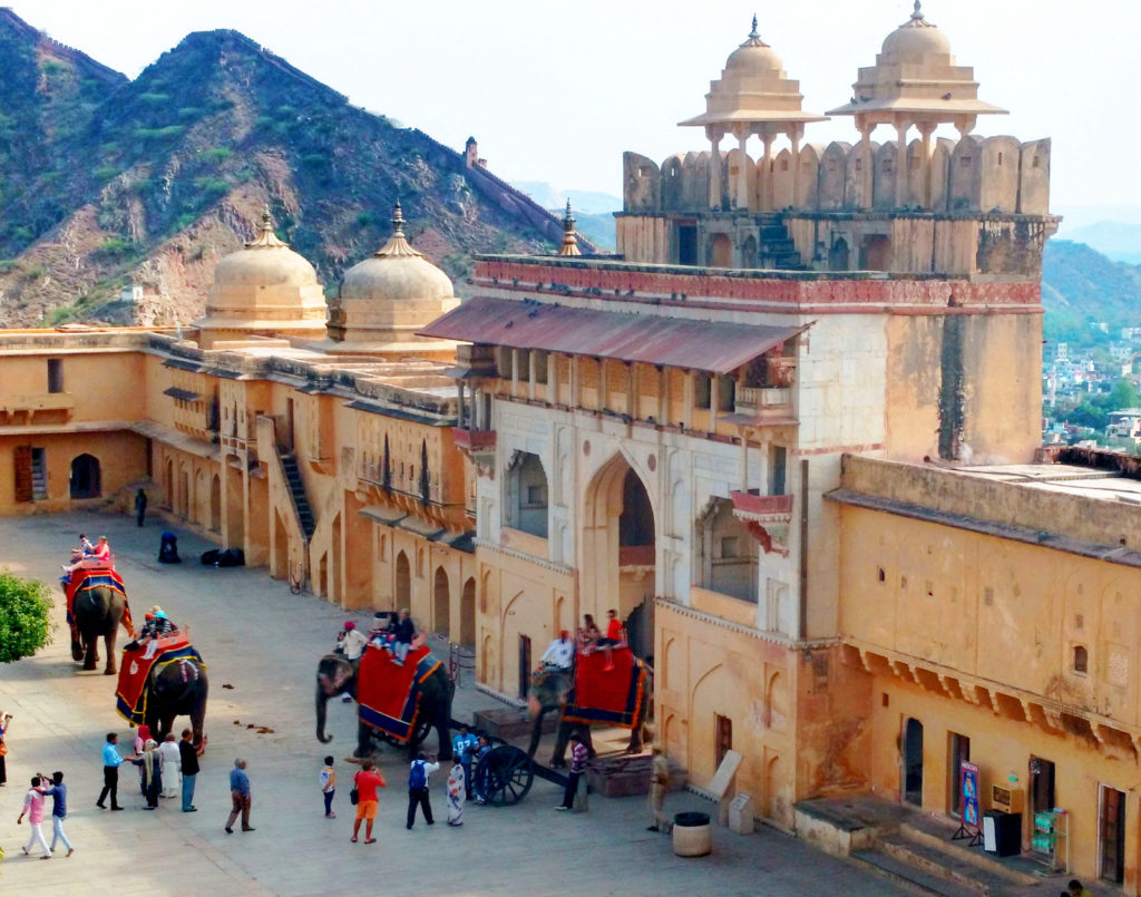 Amer Fort ,Rajasthan India