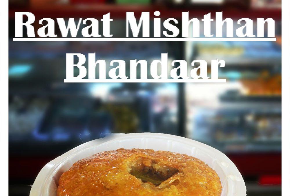 Rawat Mishthan Bhandaar, Jaipur