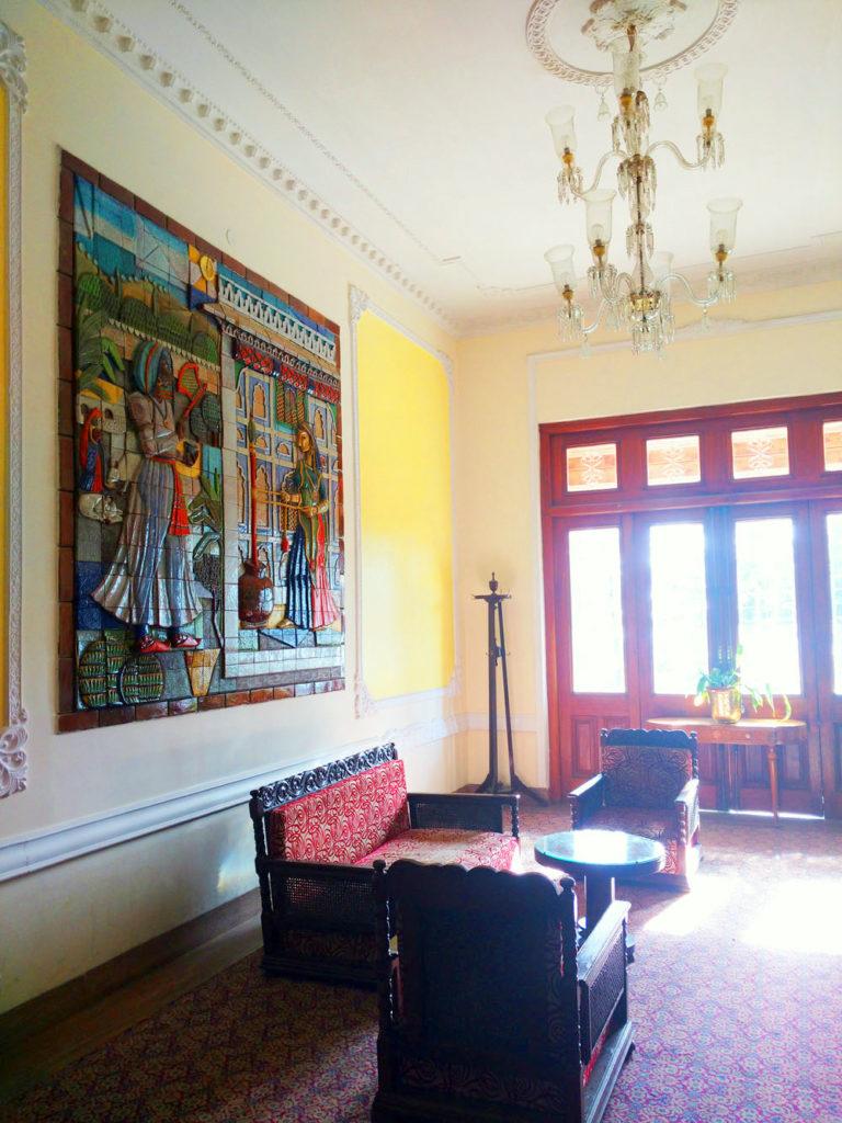 Chail Palace,Himachal Pradesh