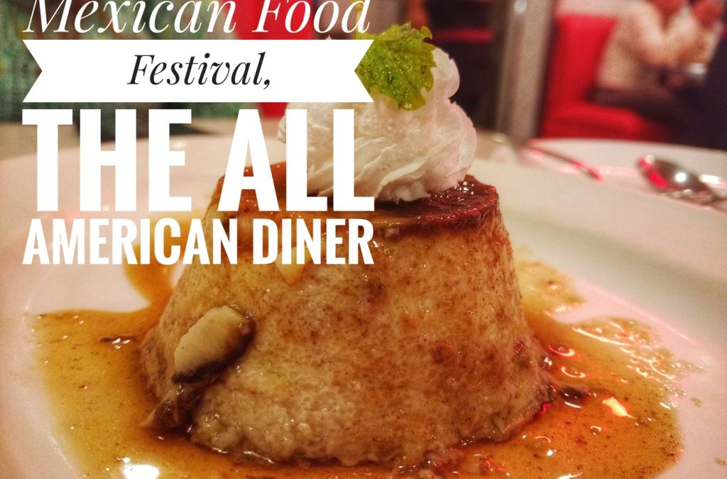 Mexican Food Festival at The All American Diner