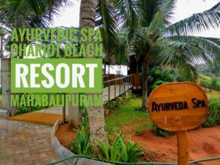 Ayurveda Spa at the Chariot Beach Resort, Mahabalipuram