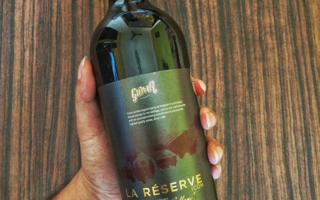 Wine Review: Grover Zampa La Reserve 2014