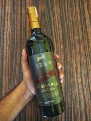 Wine Review: Grover Zampa La Reserve 2014