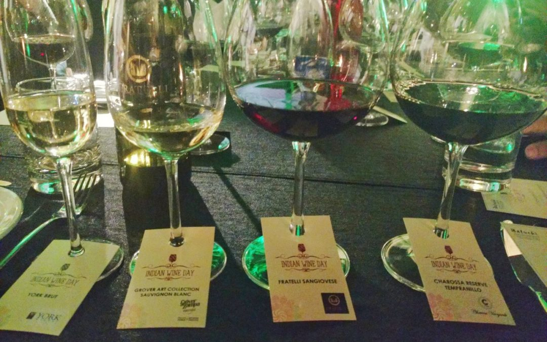 Indian Wine Day at The Lalit New Delhi
