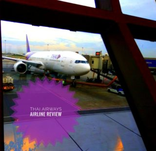 Thai Airways Airline review