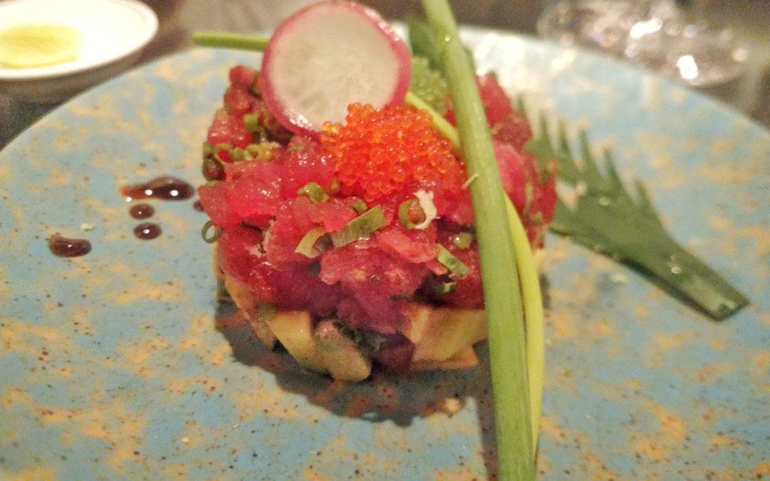 Modern Age Sashimi and Sushi at Radisson Blu MBD Noida